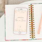Frei von Herzen - Journaling Impuls