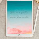 Gedanken und Gefühle - Journaling Impuls
